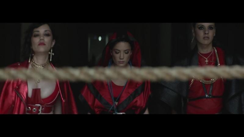Премьера. Halsey feat. Lauren Jauregui - Strangers (новый клип 2018 хелси лаурен)