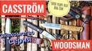 CASSTROM - WOODSMAN Bog Oak. Впервые в России! Новинка. / Bushcraft knife. Знакомство