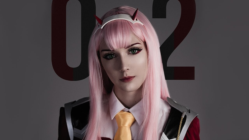 DARLING in the FRANXX Kiss of Death OP Opening Cosplay English Cover by GO Light Up