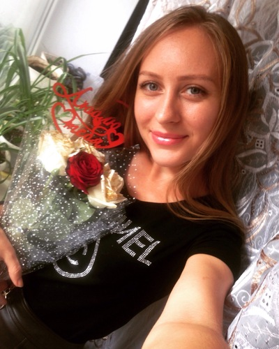 Дарья Чайка