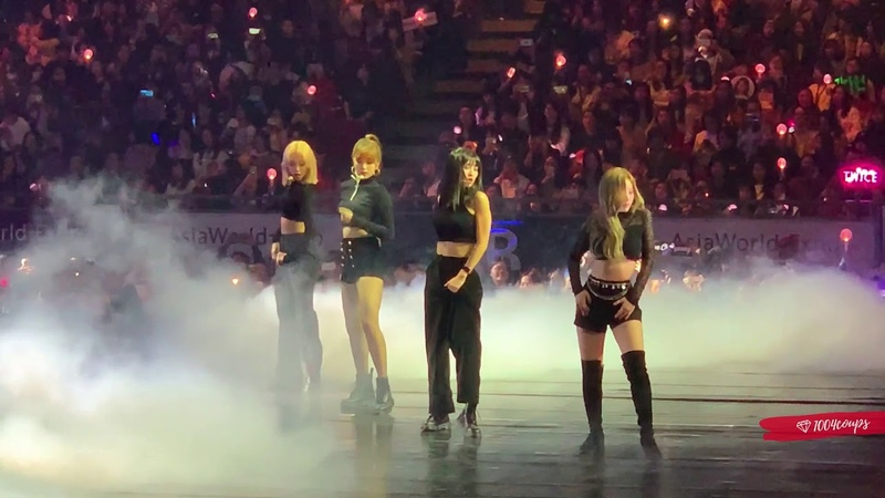 190119 TWICE 트와이스 Special Stage - TAEMIN MOVE (직캠 Fancam 뮤직뱅크 홍콩) Music Bank in Hong Kong