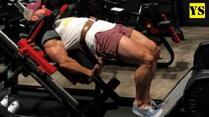 HARDER Training Legs - JULIAN MICHAEL SMITH | Yurich SPORT