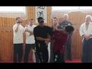 Wing Chun - Grandmaster Samuel Kwok | Blind Chi Sao