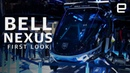 Bell Nexus First Look at CES 2019 Uber's future people movers