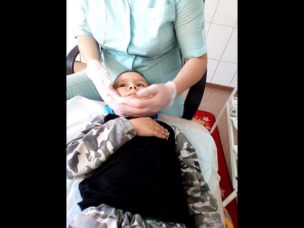логопедический массаж лица для не говорящих детей,аутизм,алалия,зппр.