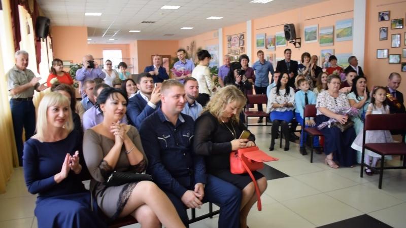 Свадебка Погадаевых)