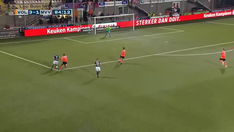 Самый красивый гол в мире забила п@па Жерома Деома из Маастрихта