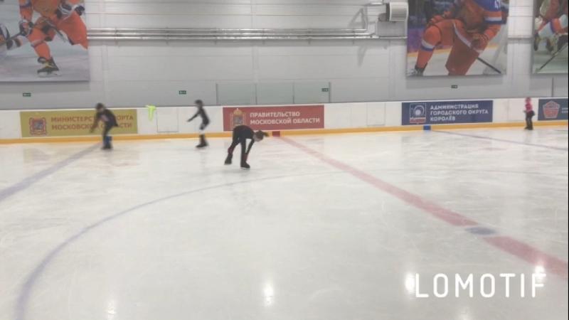 Школа Зимних Видов Спорта «Точка Опоры» г. Королев