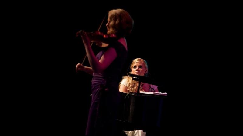 Jennifer Thomas Eventide Featuring violinist Kelley Marie Johnson