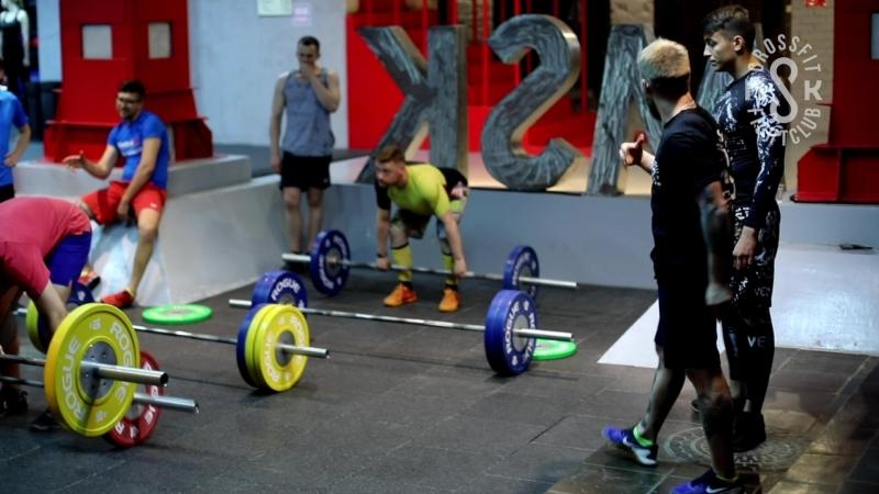 Алексей Тужилкин MSK CrossFitFight Club