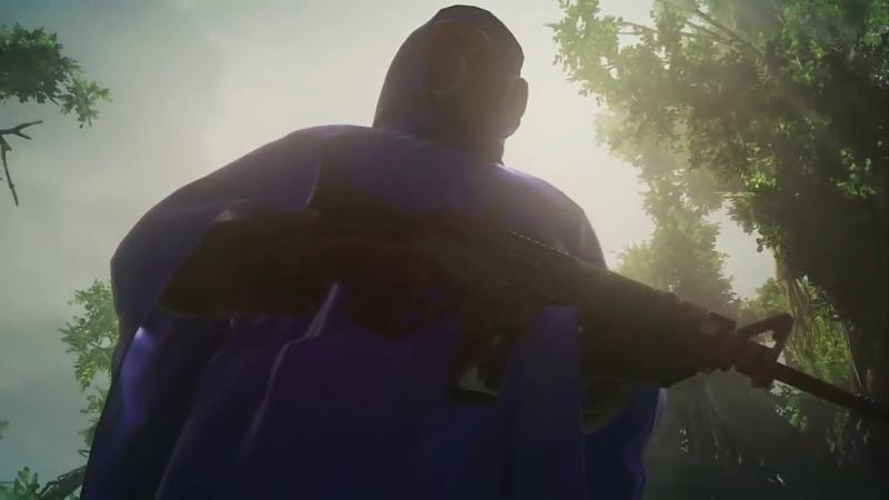 HITMAN 2 Jungle Trailer 2018 PS4 Xbox One PC игртрейлер