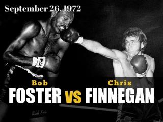 Боб Фостер vs Крис Финнеган (Bob Foster vs Chris Finnegan) 26.09.1972