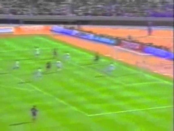 Ronaldo Luiz, Salva gol contra o Barça em 92 SPFC