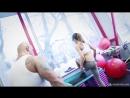 Фитнес бикини Круговая тренировка ног