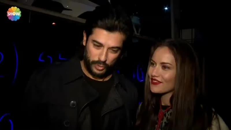 """Fahriye Özçivit Burak Özçivit on Instagram """"Show TV cumartesi suprizi Özçivit ailesi 💕💕💕😍 BurakOzcivit FahriyeEvcenOzcivit Bu"""