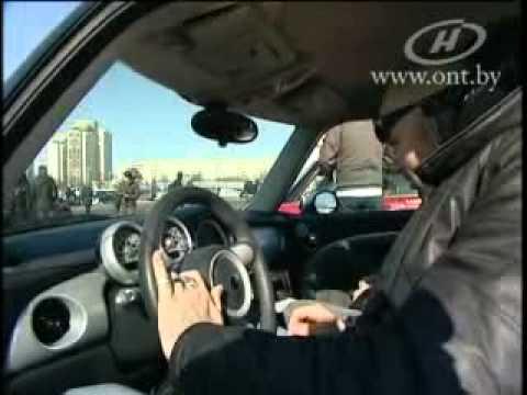 Наши новости (ОНТ, 07.03.2011) Слет любителей автомобилей MINI в Минске