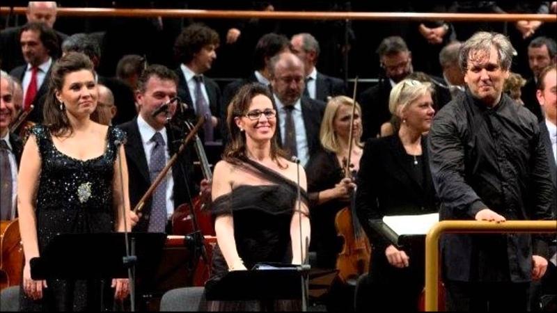 Marina Rebeka Sara Mingardo - Qui tollis - Petite Messe Solennelle (Roma, 2012)