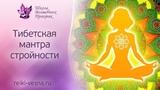 Тибетская МАНТРА СТРОЙНОСТИ Как стать стройной - практика Рейки Красота и гармония