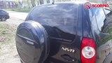 Тонировочная плёнка Scorpio Classic 5 на Шевроле Нива (Chevrolet NIVA)