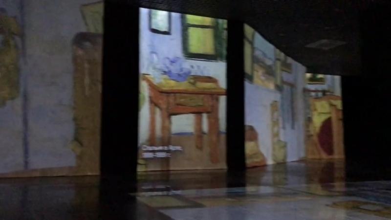 Спальня в Арле Ван Гог