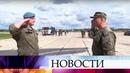 Российские военные врачи вернулись из Сирии.