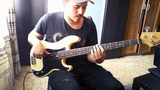 Nate Smith &amp Gretchen Parlato Disenchantment The Weight (bass cover)