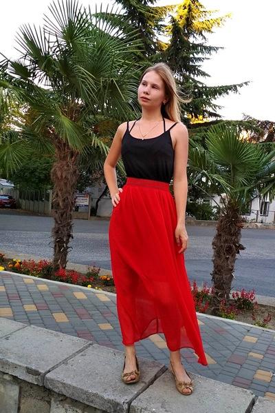 Nastia Golukova