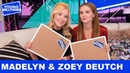 Madelyn & Zoey Deutch Play The Ultimate Sibling Challenge!