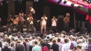 Hypnotic Brass Ensemble War Mostly Jazz Festival 2013