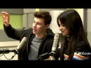 Camila Cabello and Shawn Mendes Chat With Mo Bounce