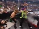 Chris Jericho and Chris Benoit vs Edge and Christian, Dudley Boyz and Hardy Boyz (Smack Down, 24.05.01)