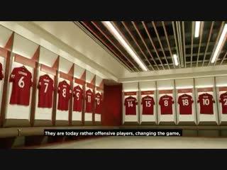 Jurgen Klopp about playmaker role in modern football