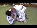 butterfly guard pull and foot lock