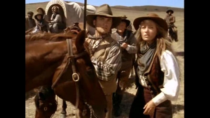 Доктор Куин. Женщина-Врач. 3 сезон. 4 серия. 1993. Cattle Drive pt 2