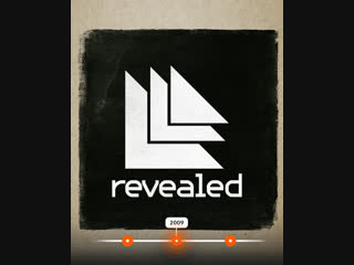 Hardwell presents Revealed Recordings teaser
