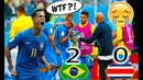 BRAZIL VS COSTA RICA 2-0 REACTION OF FANS - ALL GOALS & HIGHLIGHTS - 22/06/2018 HD WORLD CUP