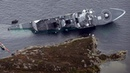Here's why Norwegian (Nato) Frigate collides with oil tanker