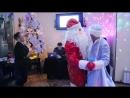 Песня гостьи о елочке для Деда Мороза. Нов корп. Банкетный зал Шекспир