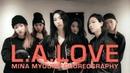 Mina Myoung Choreography   Fergie - L.A.LOVE (la la) feat. YG