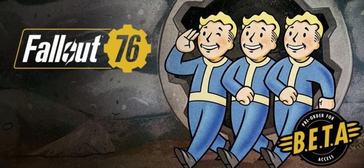 Немного скепсиса по поводу Fallout76