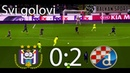 Anderlecht vs Dinamo 0 2 SVI GOLOVI HD 4 10 2018