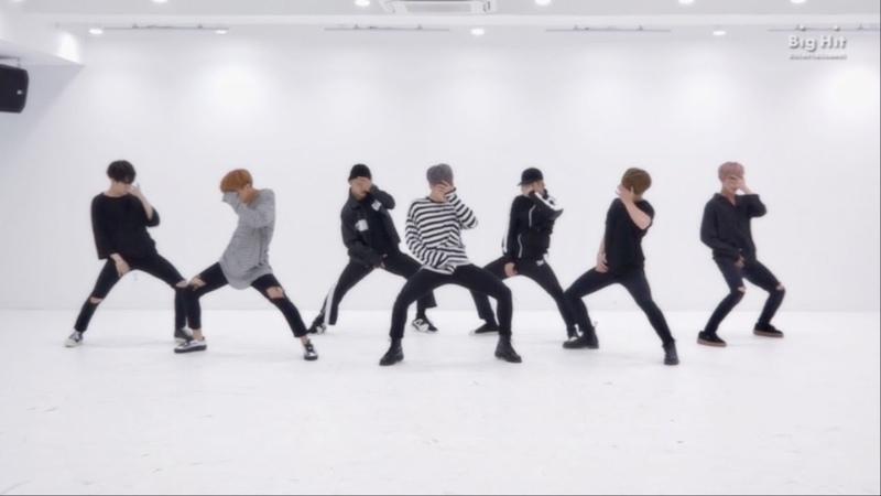 [CHOREOGRAPHY] BTS (방탄소년단) '피 땀 눈물 (Blood Sweat Tears)' Dance Practice