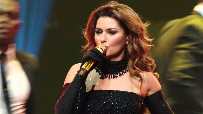 Shania Twain - Man! I Feel Like a Woman. [ Live In Las Vegas 2014 ]
