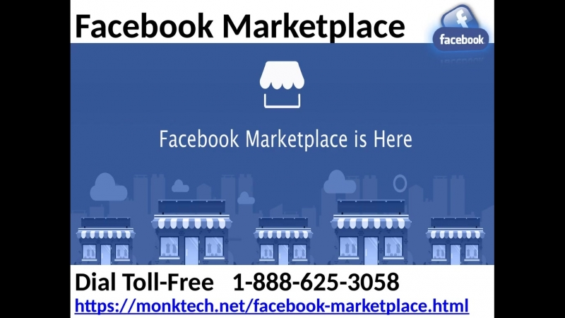 Know your responsibilities as buyer and seller at Facebook marketplace 1-888-625-3058