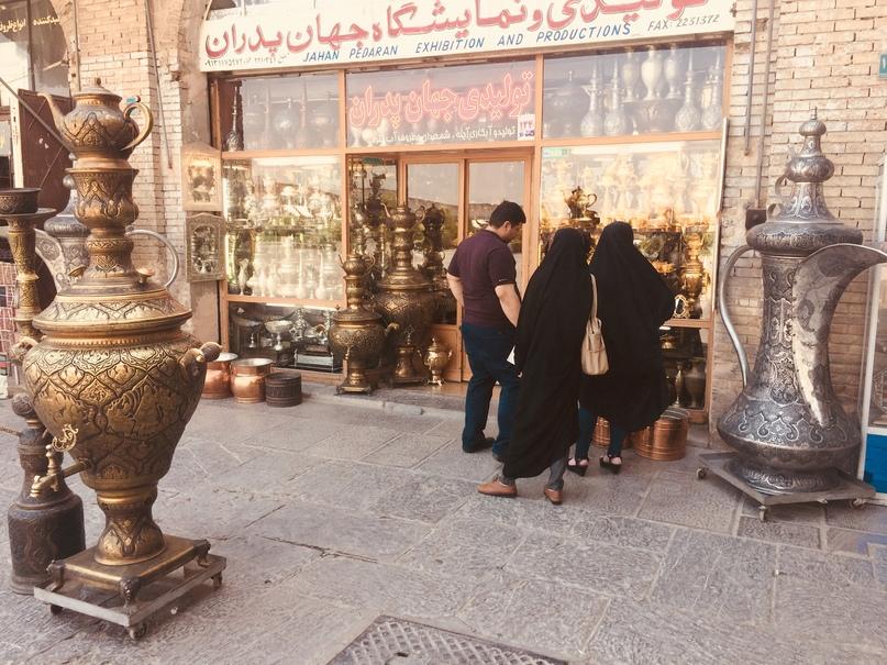 Путешествие в иран часть 9. Рынок на Площади Naqsh-e jahan