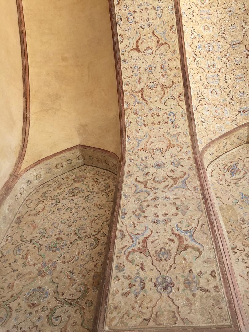 Путешествие в иран часть 9. Дворец Ali-Qapu