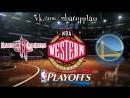 Houston Rockets vs Golden State Warriors | 20.05.2018 | West | Final | Game 3 | NBA Playoffs 2018 | Виасат | Viasat Sport HD RU