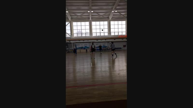 Спартакиада ветеранов спорта по волейболу женщины . Тобольский район Сорокинский район