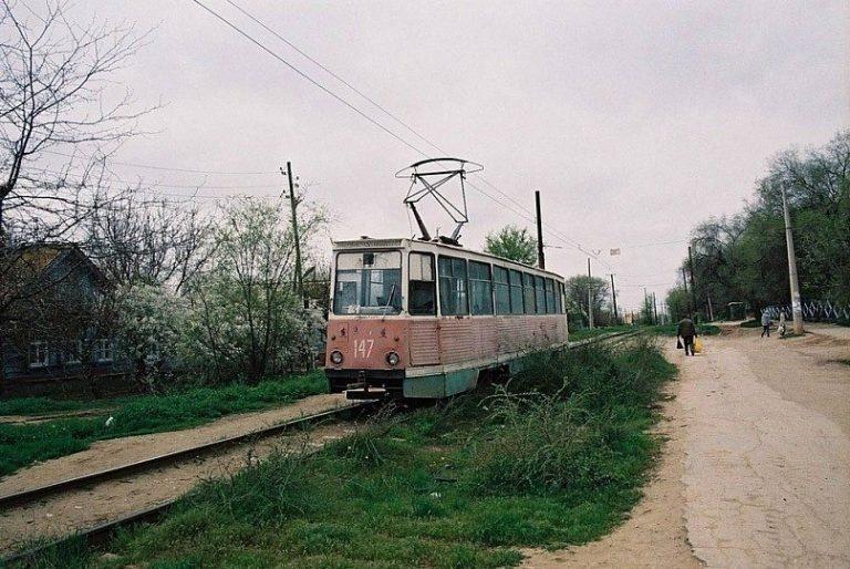 Полная деградация общественного транспорта в картинках