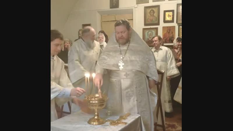 Всех поздравляем с праздником Крещения !)) протоиерей Олег Стеняев